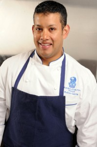 Chef Garcia (Ritz-Carlton photo)