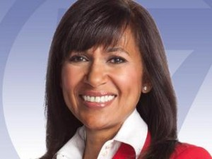 Bertha Lynn is leaving 7News for a job in the nonprofit sector. (7News photo)