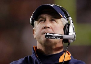 """The John Fox Show,"" featuring the Denver Broncos coach, debuts Wednesday on 7News. The show is shot live at Chinook Tavern."