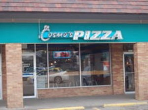 Cosmo's Pizza in Boulder.