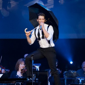 Matthew Morrison will perform at 'SAturday Night Alive, a fund raiser for on MArch 1, 2014. (Photo courtesy of matthewmorrison.com)