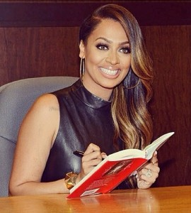 La La Anthony (Facebook photo)