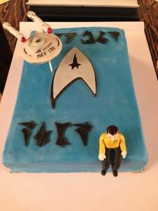 Kirk Montgomery cake