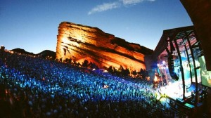 Red Rocks Amphitheater was one of the top choices for Denver insiders in a Wall Street guide to the Mile High City.
