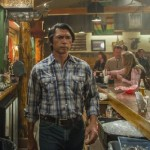 Phillips dons Rockmount Ranch Wear shirt in series 'Longmire'