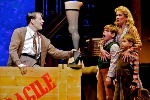 "'Christmas Story: The Musical"" is just one of the shows on the Denver Center's 2015-16 theater season."